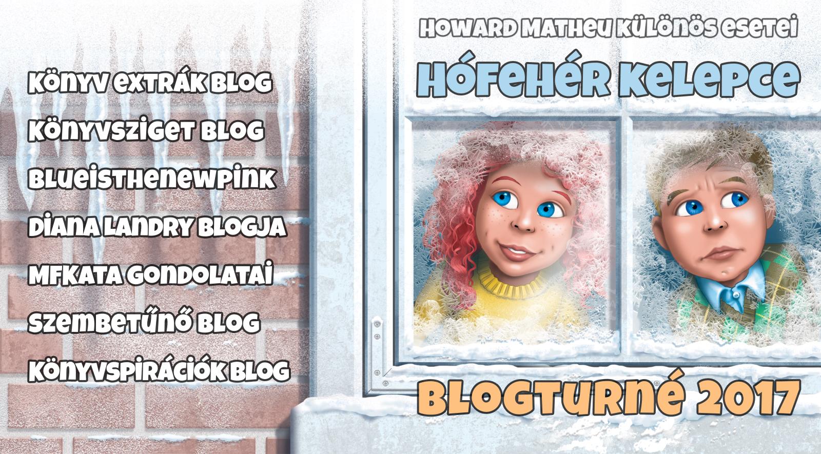 Hófehér blogturné
