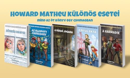 5 Howard könyv